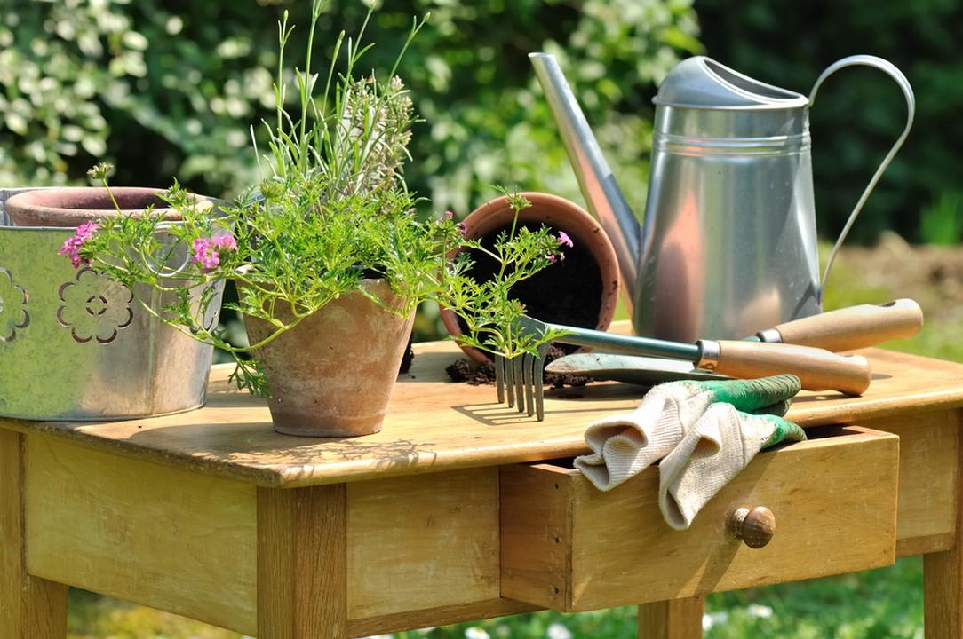 Outil jardinage