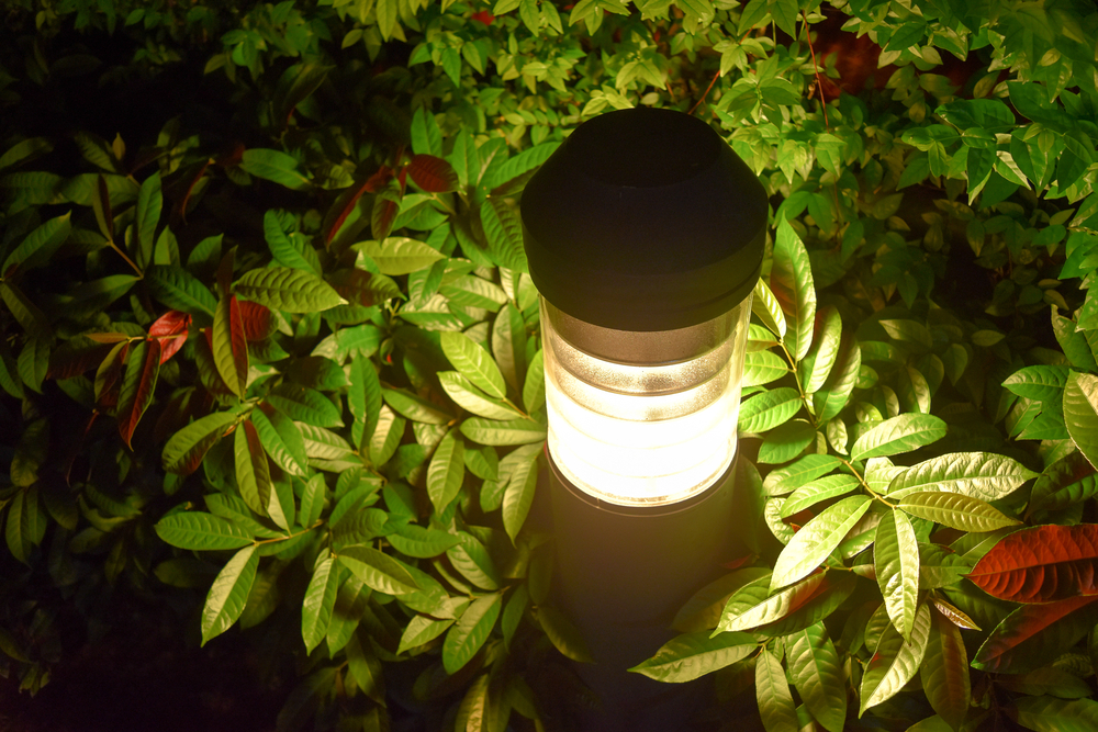 illuminer son jardin