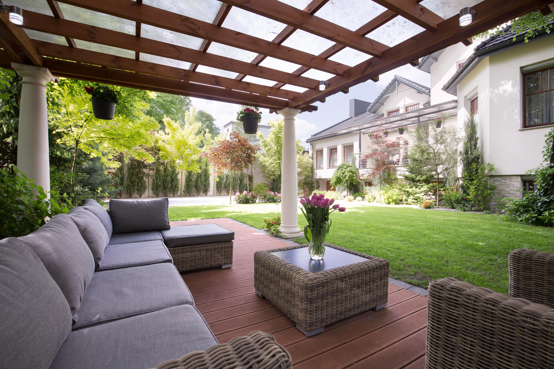 jardin aménager