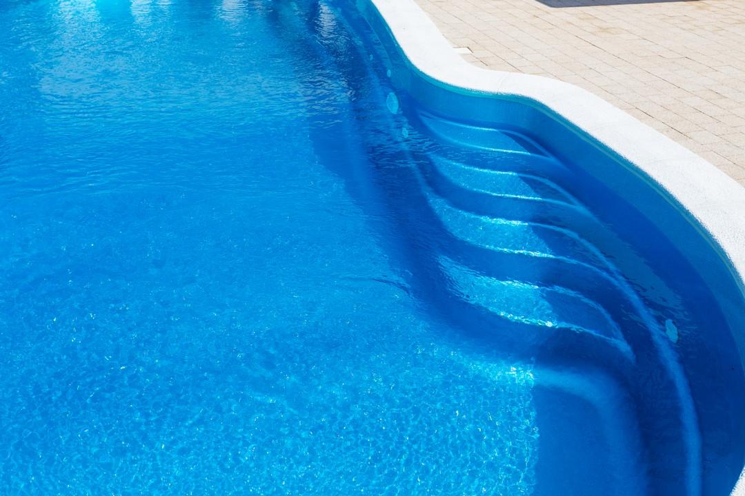 piscine a coque