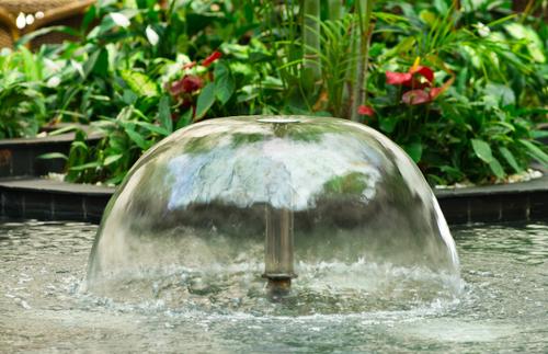 fontaine-jardin