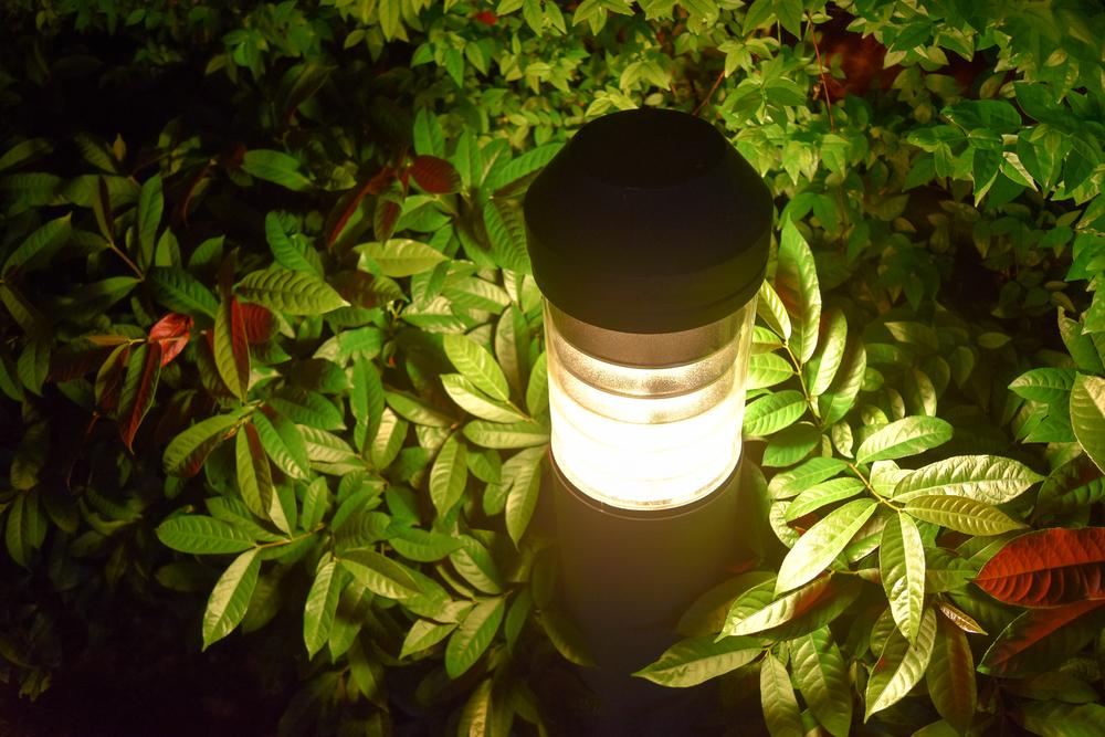 illuminer son jardin