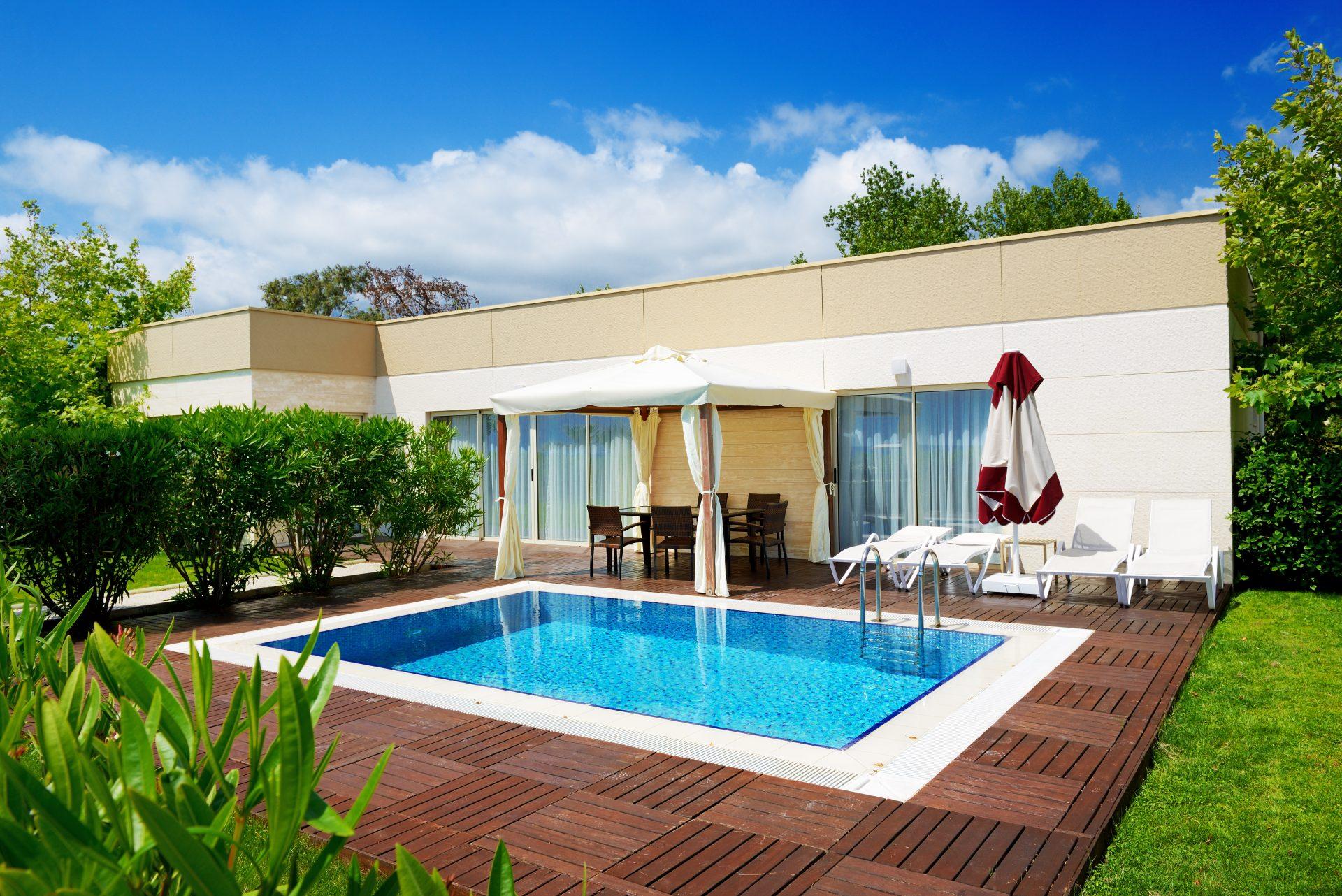 piscine externe